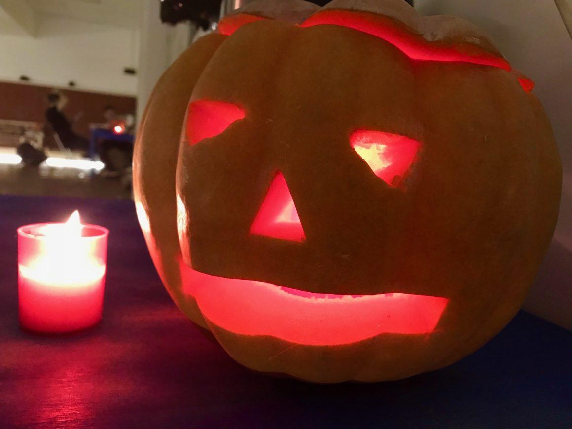 День именинника в стиле Halloween