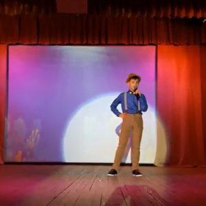 Федор Уваров — победитель в номинации Эстрадный вокал. Соло 10-12 лет