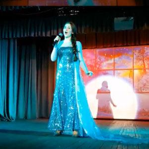 Анастасия Иваницкая — Лауреат первой степени международного конкурса в г.Великий Устюг