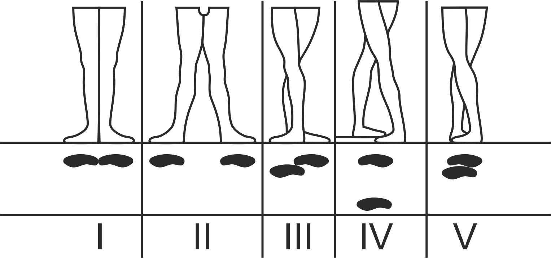 танцевальные позиции ног и рук картинки просторах