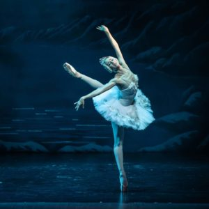 Основные термины классического танца.
