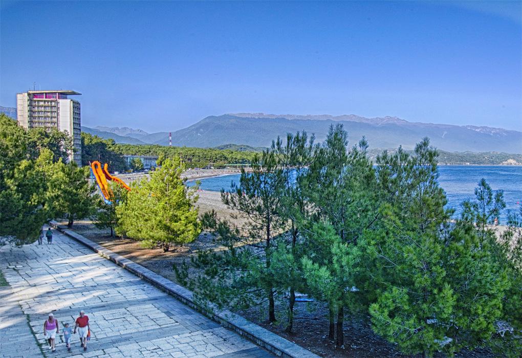Приглашение на летние сборы в Абхазии.